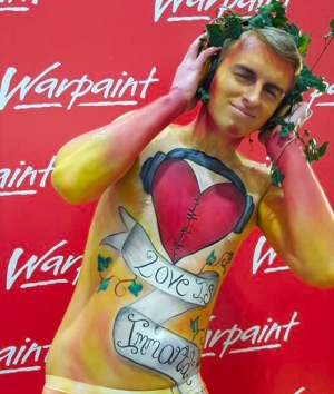 chabs bodypaint London